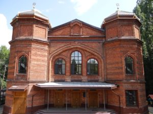 Synagogue of Voronezh