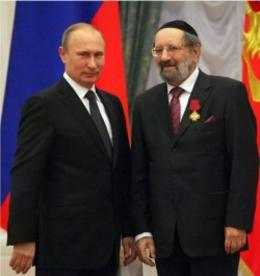 Главный раввин России