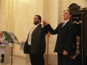 Праздничный концерт ко Дню освобождения Израиля и Дню Победы 2013